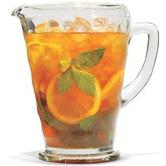 Being southern you have to have sweet tea at your party for the non drinkers and designated drivers Sweet Tea