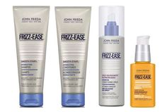 Enter to win 4 John Frieda Frizz-Ease hair care products and say goodbye to frizzy hair!!!!