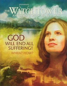 The Watchtower - World's most widely circulated magazine for 2013.  It's companion, Awake!, is the 2nd most widely circulated.  Wonderful mags!  Check them out and find out why... List also includes the remaining 8 of the top 10 in worldwide circulation.  I like most of them, in fact; but these are my favs.   from clicktop10.com