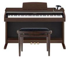 Đàn Piano điện casio AP-220  có bộ cảm biến 3 trong một được cải tiến cho bạn được cảm giác như đang chơi một cây Grand Piano. Với bàn phím nặng cho những nốt trầm và nhẹ cho những nốt cao tạo cảm giác như chơi đàn thật.