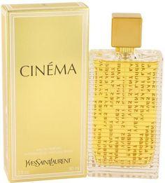 23d03499a7 Cinema by Yves Saint Laurent Eau De Parfum Spray 3 oz for Women. Cinema by  Yves Saint Laurent Eau De Parfum Spray 3 oz (Women).