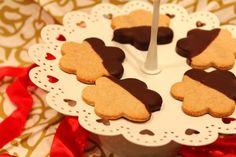 Bredeles à la cannelle et au chocolat