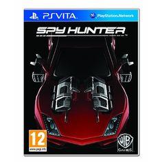Spy Hunter PS Vita. Pre Order Deal. Released October 12. $35 delivered!