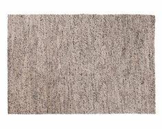 woolen loop rug