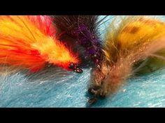 Fly Tying Tarpon Toad - YouTube