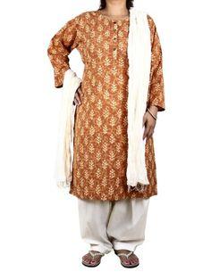 Rust Kameez Off-White Salwar Dupatta Indian Dress for Women Size XXL ShalinIndia,http://www.amazon.com/dp/B00DXZIPMO/ref=cm_sw_r_pi_dp_5ym-rb1J0P5ZDRN6