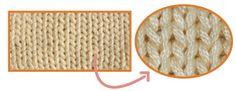 Galería de puntos 1 - Tejiendo Perú Pot Holders, Knitting, My Style, Crochet, Diy, Crafts, Costumes, Knit Patterns, How To Knit