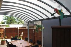 Polycarbonate Patio Roof In Templestowe