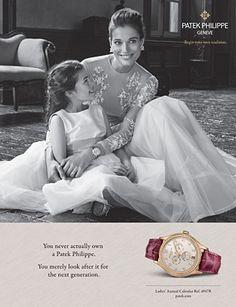 Patek Philippe SA - Product Advertising Ladies' Annual Calendar Ref ...