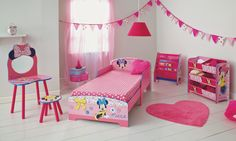 25 Best Minnie Mouse Toddler Bedding images | Minnie mouse ...