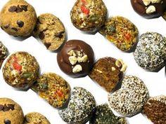 5 best homemade protein balls
