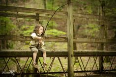 "Adorable Photo ""Fishing"" by jamieparhamlawson"