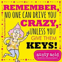 Don't  give  up  the  key!