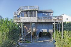 Pipe Dream: 3 Bedroom, 2 Bath - Screened Porch - Oceanside - Frisco NC