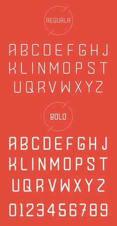 Blern fonts and letters