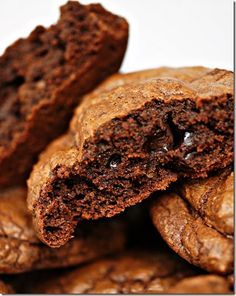 Triple Chocolate Cookies and a Keep It Sweet Desserts update