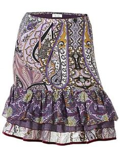 Get the Look Get The Look, Boho Shorts, Floral, Skirts, Women, Fashion, Moda, Women's, Skirt