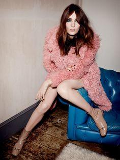 Zuzanna Bijoch by Matt Irwin for Vogue Turkey September 2014