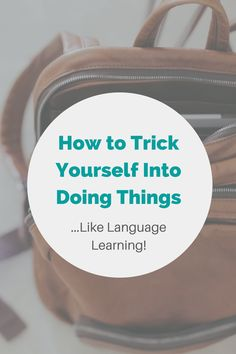 Learning languages is hard work, and often feels like we have to do  something difficult when we are least ready for it. But is there a way of  tricking your mind and fitting in a little more study success without  trying so damn hard?