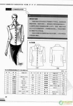 Female version of type design -gömlekler -