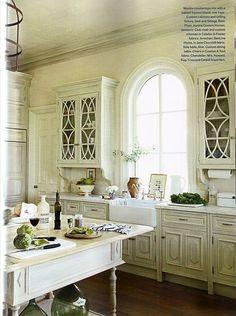Fantastic sink window and door grids