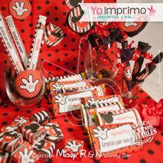 Mickey R&N - Candy Bar