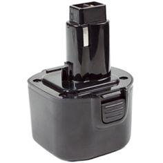 Akku Batterie für Black&Decker A9251,PS120 ELU EZWA29,EZWA30,EZWA37