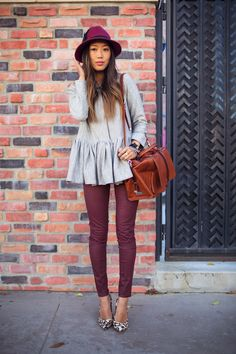 Inspiration Look - LoLoBu...different top in a similar color