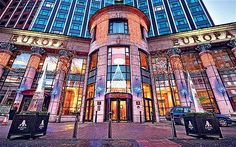 Christmas Time at #TheWorldFamous Europa hotel in Belfast, Northern Ireland