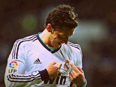 Mesut Ozil, I miss this... #realmadridozil