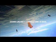 Teaser do Chevrolet Sonic no Brasil. Não é original, mas a ação no Facebook é interessante.