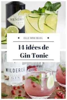 14 idées de Gin Toni