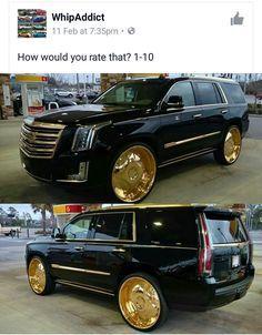 """2015 Chevy Suburban 30"""" Dub Baller Wheels Rides Magazine Cars"""