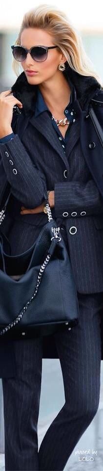 My Style Elegant ~ Madeleine Fall 2014 Ankara Stil, Madeleine Fashion, Business Chic, Moda Casual, Look Chic, Madame, Work Fashion, Office Fashion, Fashion Fashion