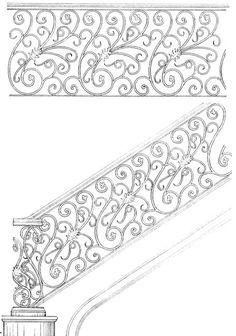 Stair Railing Designs ISR084