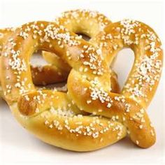 soft pretzels for baseball party