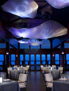 Madinat Jumeirah Resort - Dubai Restaurants - Pierchic - seafood Restaurant