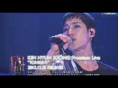 """▶ キム・ヒョンジュン - 『KIM HYUN JOONG Premium Live """"TONIGHT""""』 teaser - YouTube"""