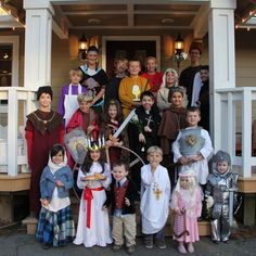 This year, instead of organizing and/or attending a local homeschool All Hallows' Eve/All Saints' Party, as we have done in the past, we de...
