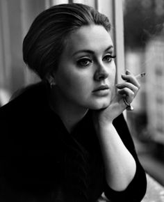 adele. be real. and turn heartbreak into something beautiful.