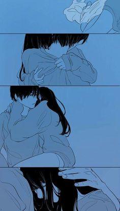 355 best couple romance images in 2019 Anime Love, Manga Love, Manga Anime, Art Manga, Anime Kiss, Art Kawaii, Anime Kawaii, Image Couple, Couple Art