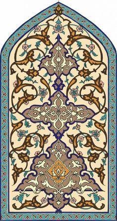 What are arabesque motifs? Introduce elements of the arabesque designs and history of Islamic decoration as an art as well as the history of it. Islamic Motifs, Islamic Art Pattern, Arabic Pattern, Pattern Art, Arabic Design, Arabic Art, Iranian Art, Turkish Art, Islamic Art Calligraphy
