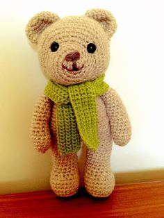 Amigurumi creations by Laura: By my Patterns