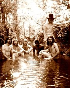 Sepia Allman Brothers