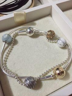 Pandora Essence bracelets