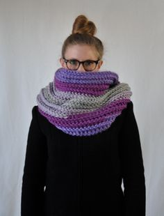 Ombre Hoonah Cowl by Yokoo