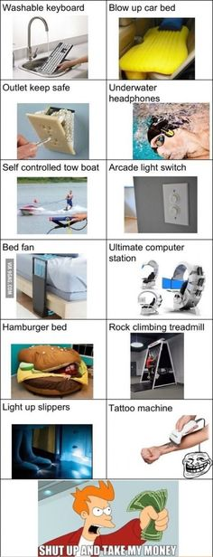 I you could only choose one what would it be? For me it's either the gaming station or the tattoo machine