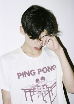 Ulzzang uploaded by Asian Boys, Asian Men, Pretty Boys, Cute Boys, Tim Drake, Ulzzang Boy, Ms Gs, Look Fashion, Pretty People