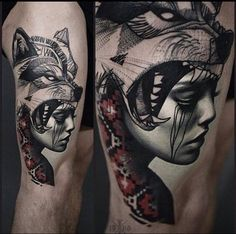 Native Indian tattoo I want it