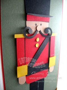 nutcracker for the flannel board!